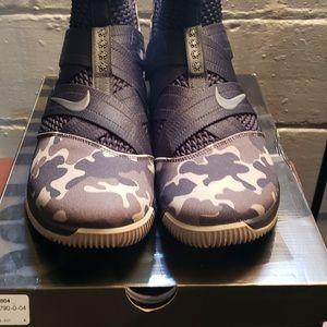 Nike LeBron Soldier 12 XII SFG Camo Sz 13 BRANDNEW